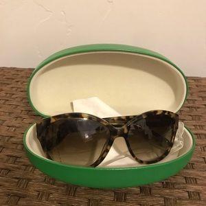 Kate Spade New York Tortoise Shell Sunglasses
